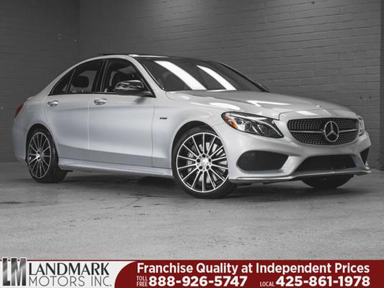 2016 Mercedes-Benz C-Class C450 AMG 4Matic:24 car images available
