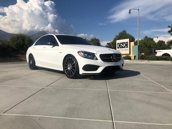 2016 Mercedes-Benz C-Class C450 AMG 4Matic:4 car images available