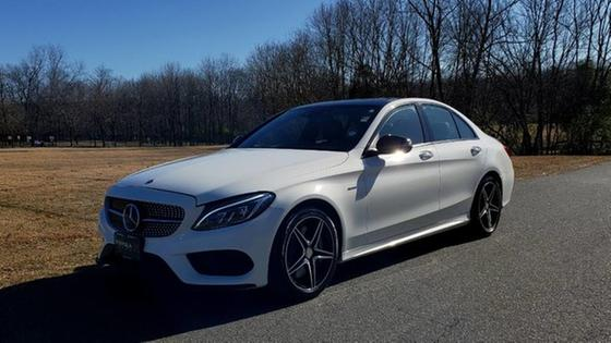 2016 Mercedes-Benz C-Class C450 AMG:24 car images available