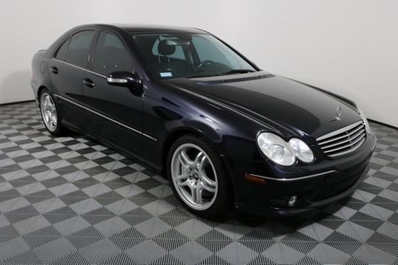 2005 Mercedes-Benz C-Class C55 AMG:24 car images available