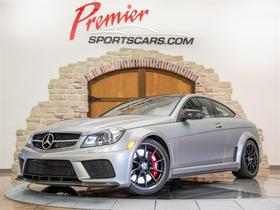 2012 Mercedes-Benz C-Class C63 AMG Black Series:24 car images available