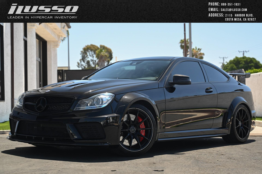 2012 Mercedes-Benz C-Class C63 AMG Black Series:6 car images available