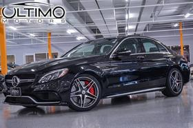 2015 Mercedes-Benz C-Class C63 AMG S:24 car images available