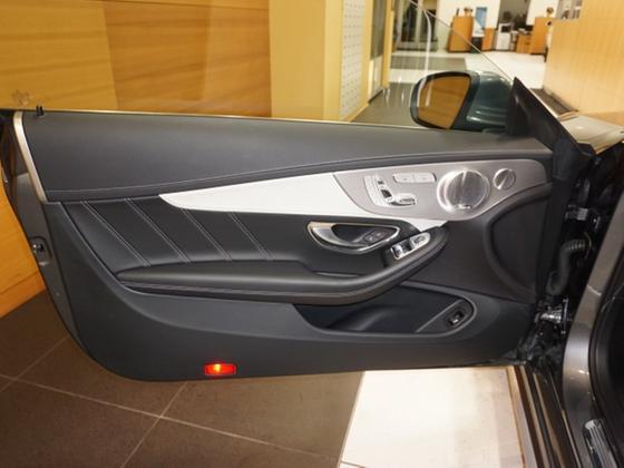 2018 Mercedes-Benz C-Class C63 AMG S