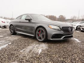 2019 Mercedes-Benz C-Class C63 AMG S:16 car images available