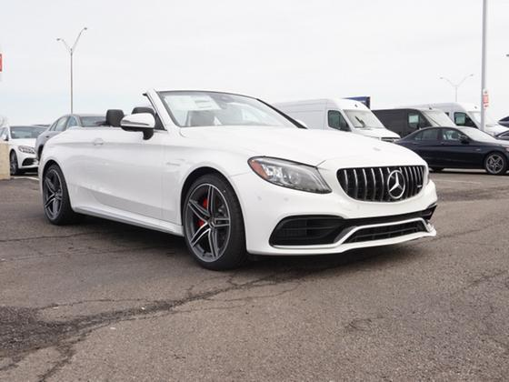 2019 Mercedes-Benz C-Class C63 AMG S:20 car images available
