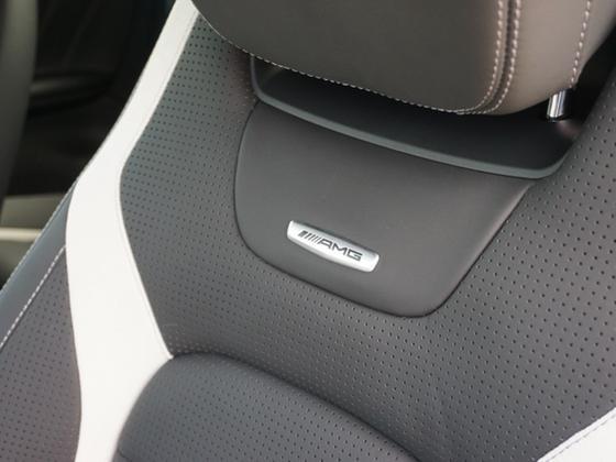 2019 Mercedes-Benz C-Class C63 AMG S