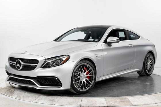 2018 Mercedes-Benz C-Class C63 AMG S:24 car images available