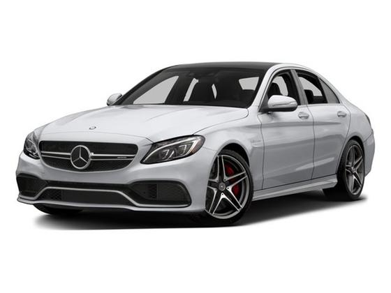 2016 Mercedes-Benz C-Class C63 AMG S : Car has generic photo