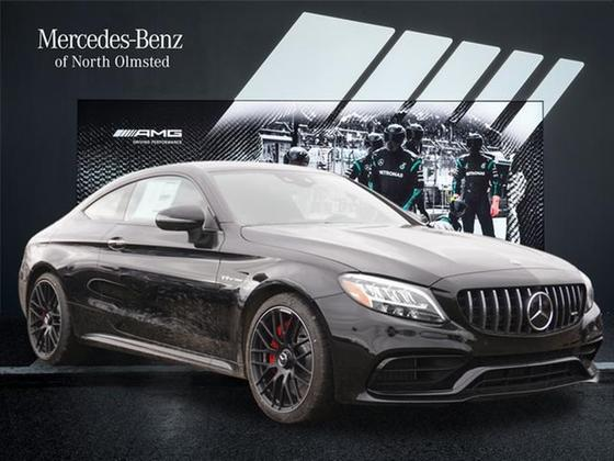 2020 Mercedes-Benz C-Class C63 AMG S:20 car images available