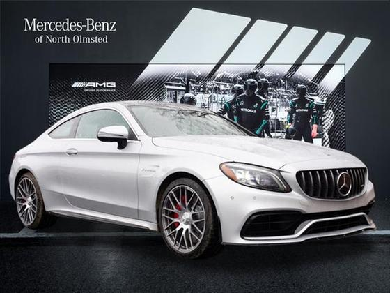 2020 Mercedes-Benz C-Class C63 AMG S:24 car images available