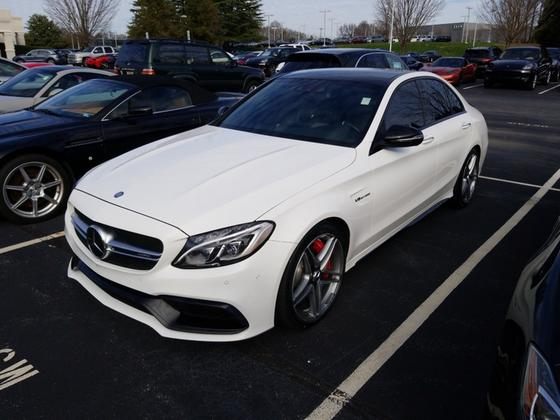 2016 Mercedes-Benz C-Class C63 AMG S:5 car images available
