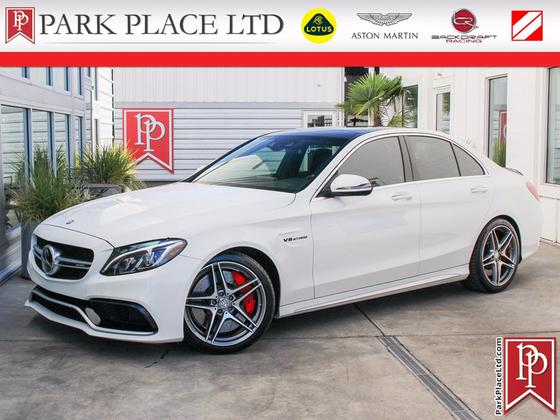 2016 Mercedes-Benz C-Class C63 AMG S:24 car images available