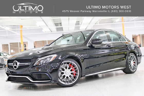 2016 Mercedes-Benz C-Class C63 AMG S:6 car images available