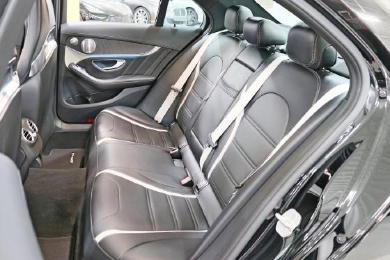 2016 Mercedes-Benz C-Class C63 AMG S