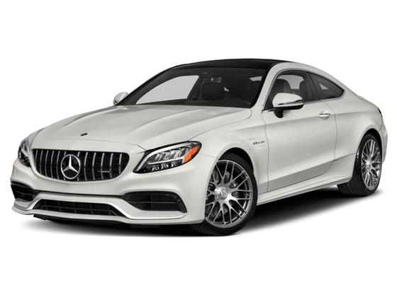 2021 Mercedes-Benz C-Class C63 AMG S : Car has generic photo
