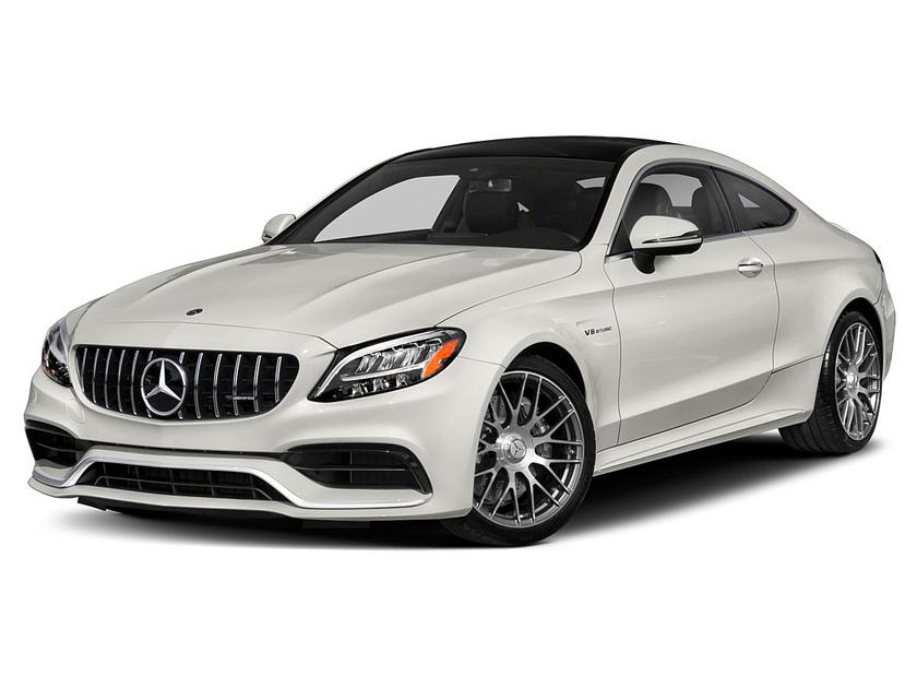 2021 Mercedes-Benz C-Class C63 AMG S : Car has generic photo