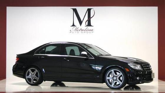 2008 Mercedes-Benz C-Class C63 AMG:24 car images available