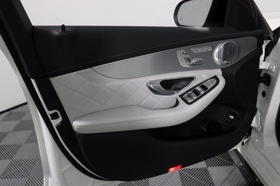 2018 Mercedes-Benz C-Class C63 AMG