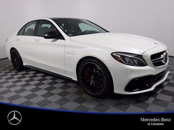 2018 Mercedes-Benz C-Class C63 AMG:19 car images available