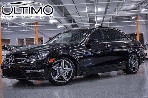 2014 Mercedes-Benz C-Class C63 AMG:24 car images available