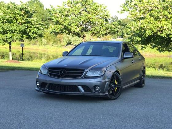 2009 Mercedes-Benz C-Class C63 AMG:24 car images available