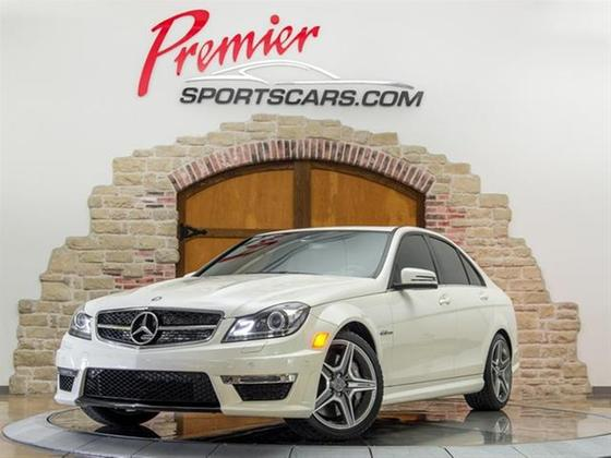 2013 Mercedes-Benz C-Class C63 AMG:24 car images available