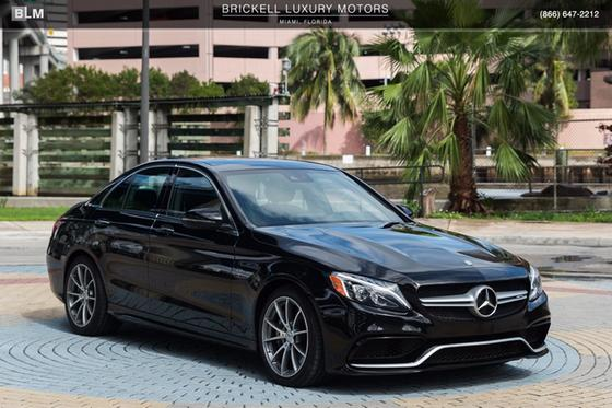 2016 Mercedes-Benz C-Class C63 AMG:24 car images available