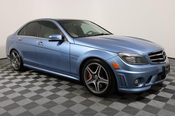2011 Mercedes-Benz C-Class C63 AMG:24 car images available