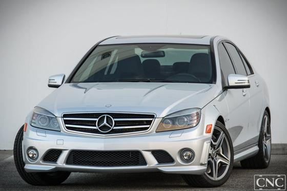 2010 Mercedes-Benz C-Class C63 AMG:24 car images available