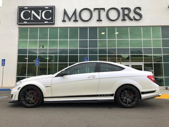 2012 Mercedes-Benz C-Class C63 AMG:20 car images available