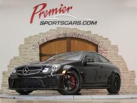 2012 Mercedes-Benz C-Class C63 AMG:24 car images available