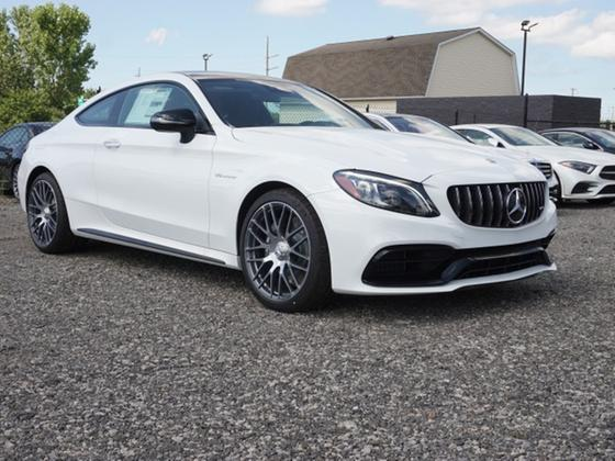 2019 Mercedes-Benz C-Class C63 AMG:20 car images available