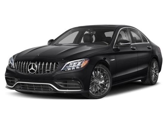 2019 Mercedes-Benz C-Class C63 AMG : Car has generic photo