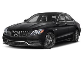 2019 Mercedes-Benz C-Class C63 AMG : Car has generic photo