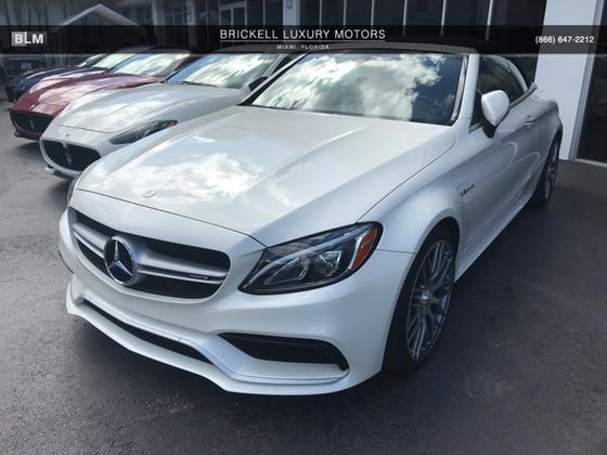 2017 Mercedes-Benz C-Class C63 AMG:8 car images available