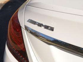 2020 Mercedes-Benz C-Class C63 AMG