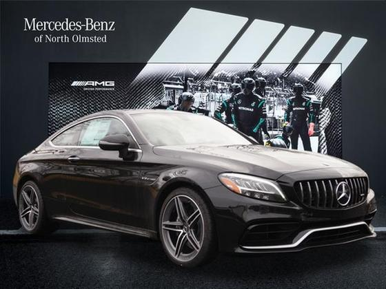 2020 Mercedes-Benz C-Class C63 AMG:24 car images available