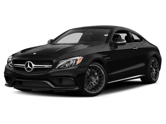2017 Mercedes-Benz C-Class C63 AMG : Car has generic photo