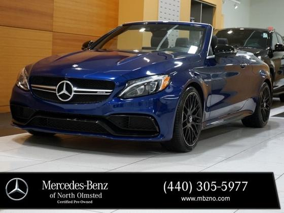 2017 Mercedes-Benz C-Class C63 AMG:24 car images available