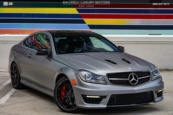 2015 Mercedes-Benz C-Class C63 AMG:24 car images available