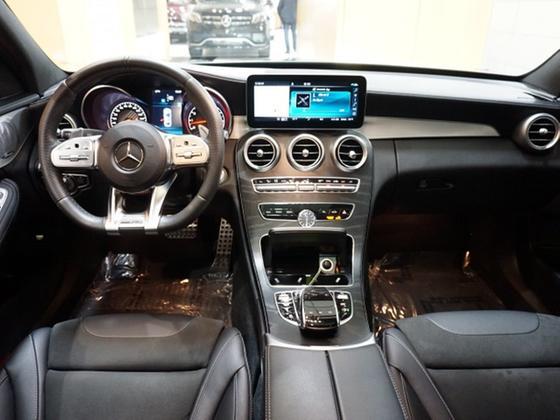 2019 Mercedes-Benz C-Class C63 AMG