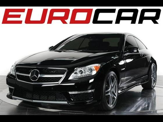 2011 Mercedes-Benz CL-Class :24 car images available