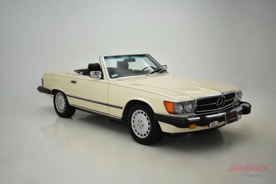 1986 Mercedes-Benz CL-Class :22 car images available