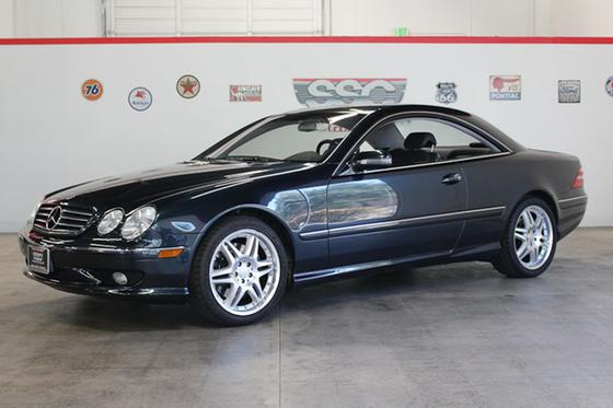 2002 Mercedes-Benz CL-Class :9 car images available