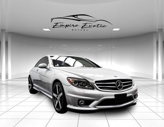 2008 Mercedes-Benz CL-Class :23 car images available