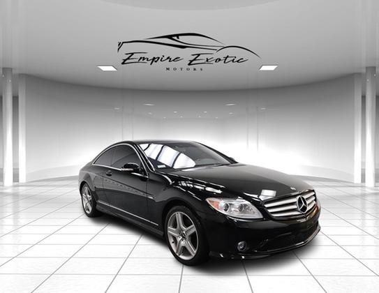2008 Mercedes-Benz CL-Class :24 car images available