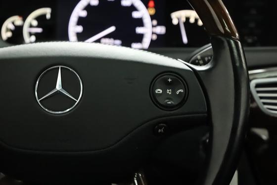 2008 Mercedes-Benz CL-Class