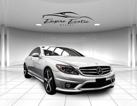 2008 Mercedes-Benz CL-Class :23 car images available