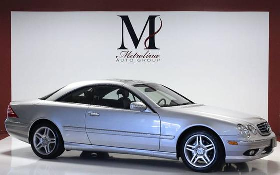 2006 Mercedes-Benz CL-Class CL500:24 car images available